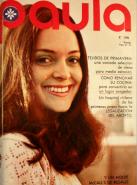 Portada Revista Paula 150°Edición- Octubre de 1973
